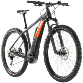 Cube Reaction Hybrid Pro 500 El-MTB/HT Grå
